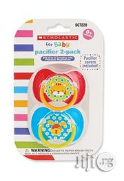Scholastic 2 Pack Pacifiers | Baby & Child Care for sale in Lagos State, Ikeja