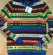 Quality MOSCHINO Cardigan Sweater Cloth | Clothing for sale in Lagos State, Lekki Phase 1