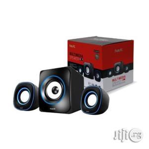Havit HV - SK450 Multimedia 2.1pcs Speaker - Black