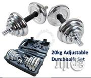 20kg Dumbell | Sports Equipment for sale in Cross River State, Calabar