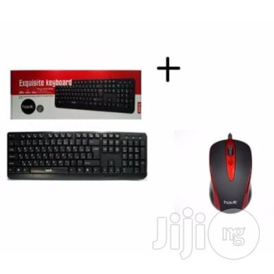 Havit Keyboard + Optical Mouse Combo
