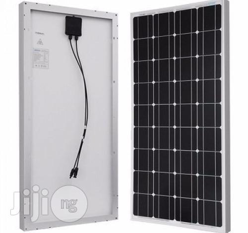 Rubitec 150watts Monocrystalline Solar Panel
