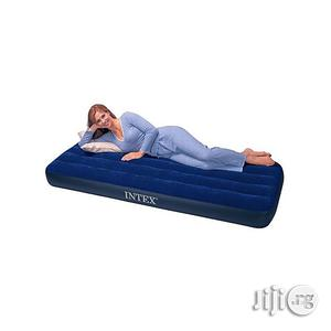 Intex Single Airbed With Pump | Furniture for sale in Lagos State, Lagos Island (Eko)