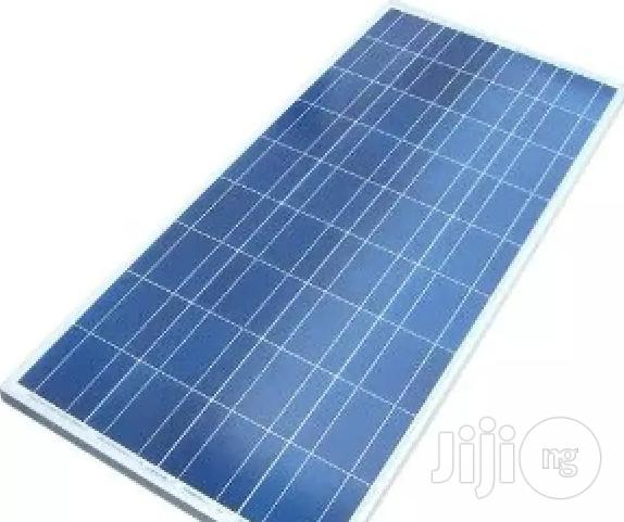 Network 80watts/12v Poly Blue Face Panel