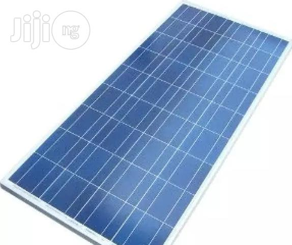 Network 150watts/12v Poly Blue Face Panel
