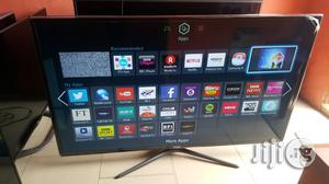 55 Inches Samsung Smart Full HD 3D LED Ue55f6320   TV & DVD Equipment for sale in Lagos State, Ojo