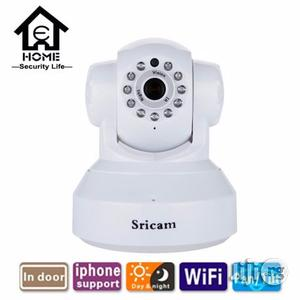 IP WIFI Wireless Remote Home Security Video Surveillance Camera System   Security & Surveillance for sale in Lagos State, Ikeja