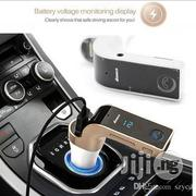 Bluetooth Car Kit G7 - MP3 Player & Car Charger | Vehicle Parts & Accessories for sale in Abuja (FCT) State, Garki 1