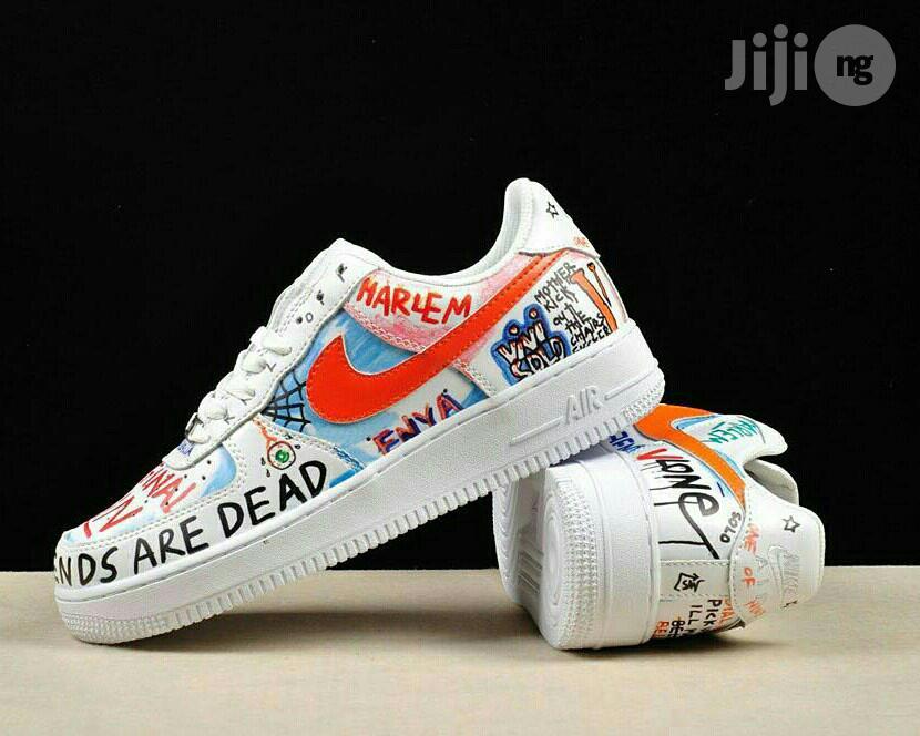 Nike Af1 X Vlone Sneakers