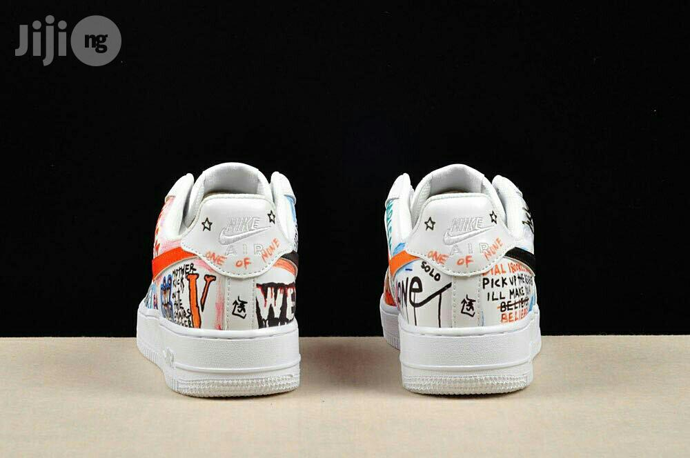 Nike Af1 X Vlone Sneakers | Shoes for sale in Ojo, Lagos State, Nigeria