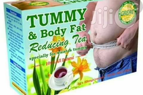 Tummy & Body Fat Reducing Tea