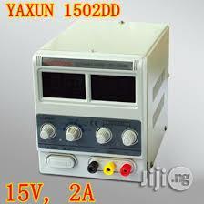 Yx 1502ddd Adjustable DC Power Supply