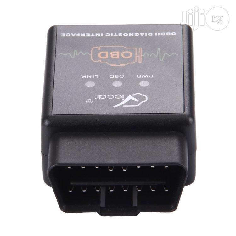 Viecar VC002-B Mini OBDII ELM327 Bluetooth Car Scanner Diagnostic Tool | Vehicle Parts & Accessories for sale in Ikeja, Lagos State, Nigeria