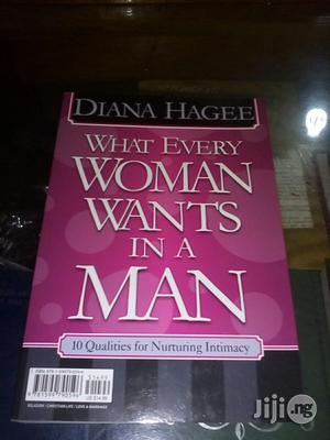 What Every Woman Want In A Man/ What Every Man Want In A Woman   Books & Games for sale in Lagos State, Surulere