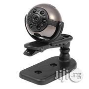 Mini SQ9 360 Degree Mini DV Camera With Night Vision   Photo & Video Cameras for sale in Lagos State, Ikeja