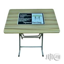 Quality Fold-able Multipurpose Table   Furniture for sale in Lagos State, Ikeja
