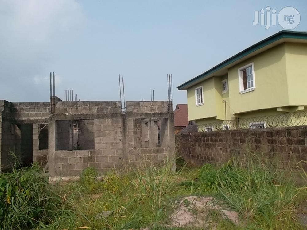 4 Bedroom Duplex With 3 Block Of 3 Bedroom Flats At Arepo Ogun State For Sale. | Houses & Apartments For Sale for sale in Obafemi-Owode, Ogun State, Nigeria