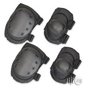 Tactical Knee & Elbow Pad Set   Sports Equipment for sale in Lagos State, Ikeja