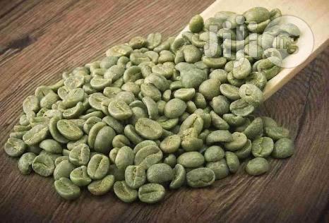 Green Coffee Beans and Powder Abuja