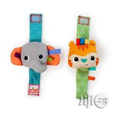 Baby Rattle Wrist Pal Toy | Toys for sale in Lagos State, Ajah