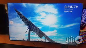 Samsung Smart Curved Suhd 4K Quantum Dot Hdr 1000 Ue65ks7580 | TV & DVD Equipment for sale in Lagos State, Ojo