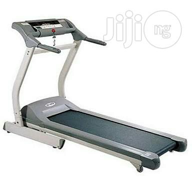 Archive: Fairly Used DAUN SOLOGIUM 3hp Dc Motorised Treadmill With Incline.