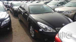 Lexus ES 2006 Black | Cars for sale in Lagos State, Apapa