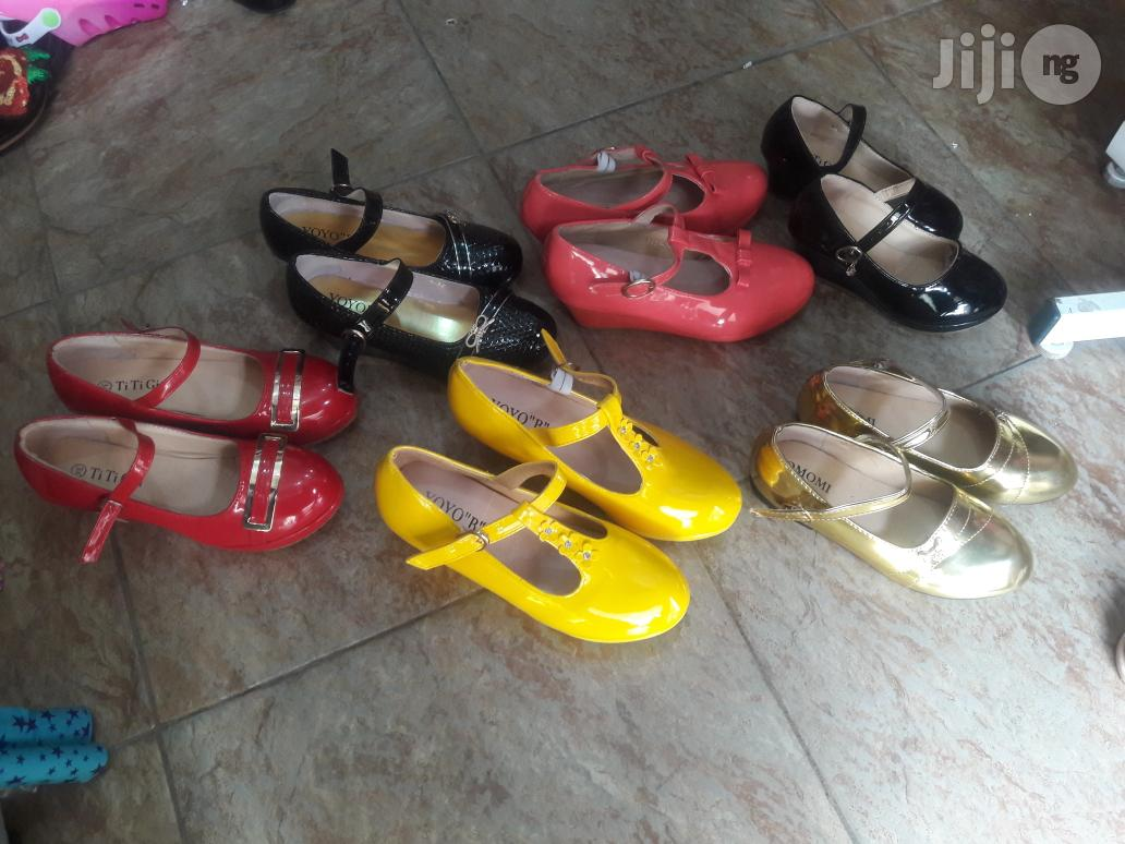 Collection of Girls Shoes