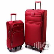 Leaveskin Trolley Luggage-Set of 2 | Bags for sale in Lagos State, Amuwo-Odofin