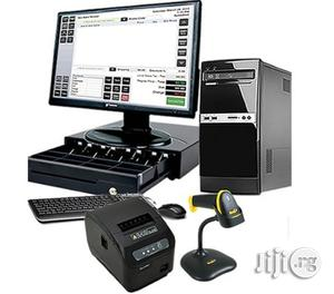 Complete POS System Bundle With 80mm Receipt Printer & Software | Store Equipment for sale in Lagos State, Ikeja