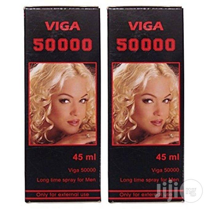 Viga 50000 Delay Spray For Men