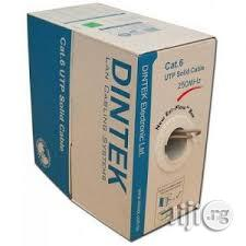 Dintek Cat6 Cable   Computer Accessories  for sale in Lagos State, Ikeja