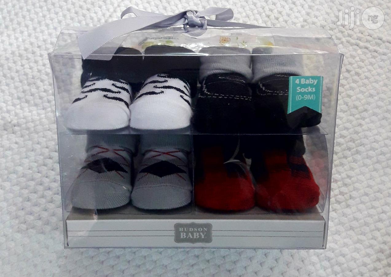 Baby Shoe Booties Set