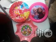 Kids Character Plastic Plate Dozen Price | Baby & Child Care for sale in Lagos State, Ikeja