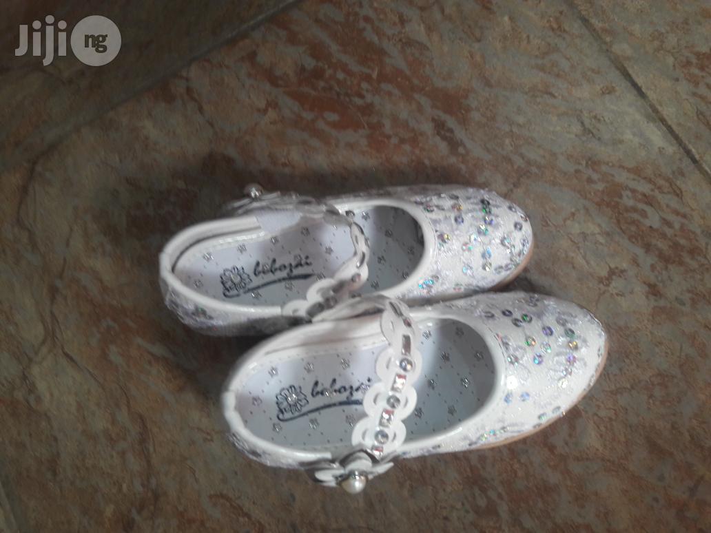 Bridal Kiddies Shoes