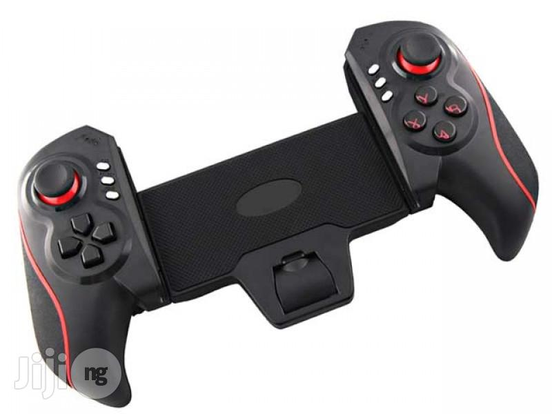 Wireless Bluetooth Telescopic Controller Gamepad For iPad, Android