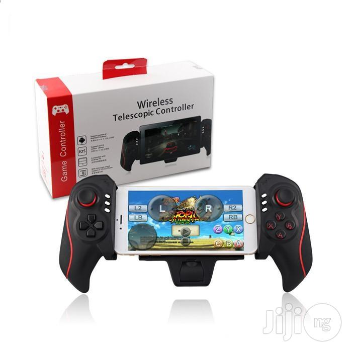 Wireless Bluetooth Telescopic Controller Gamepad For iPad, Android | Accessories for Mobile Phones & Tablets for sale in Obio-Akpor, Rivers State, Nigeria