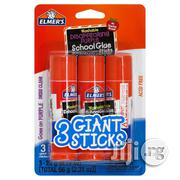 Elmer's 3 Giant Glue Sticks   Stationery for sale in Lagos State, Surulere