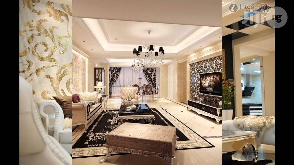Modern 3D Wallpaper Designs For Living Room | Home Accessories for sale in Ikeja, Lagos State, Nigeria