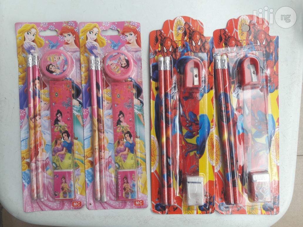 Pencil Set For Kids