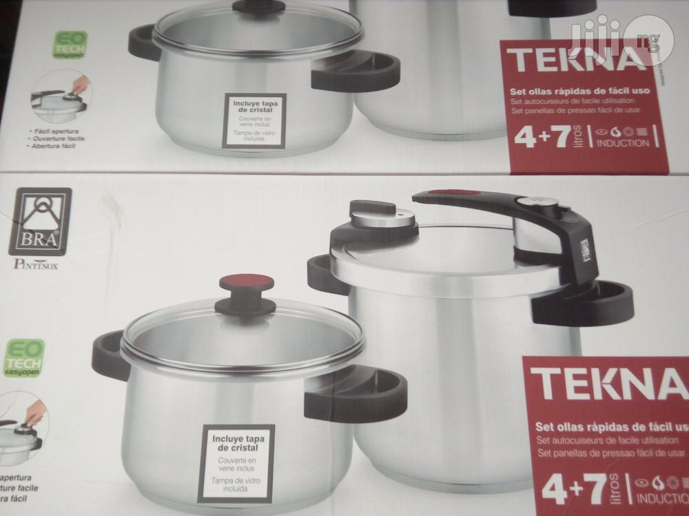 Tekna Pressure Pot
