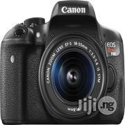 Canon Rebel T6i DSLR Camera | Photo & Video Cameras for sale in Lagos State, Ikeja