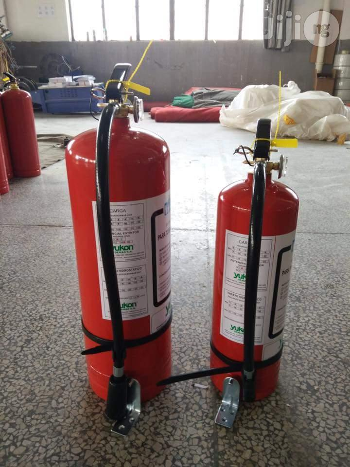 Fire Extinguishers 6kg, 9kg, 3kg, 5kg   Safety Equipment for sale in Lagos State, Nigeria