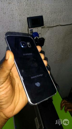 Samsung Galaxy S6 Black 32GB   Mobile Phones for sale in Lagos State, Ikeja