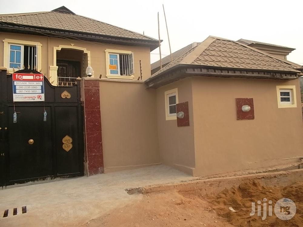 6 Unit Of Mini Flats Newly Built At Ogba Ikeja Lagos | Houses & Apartments For Sale for sale in Ikeja, Lagos State, Nigeria