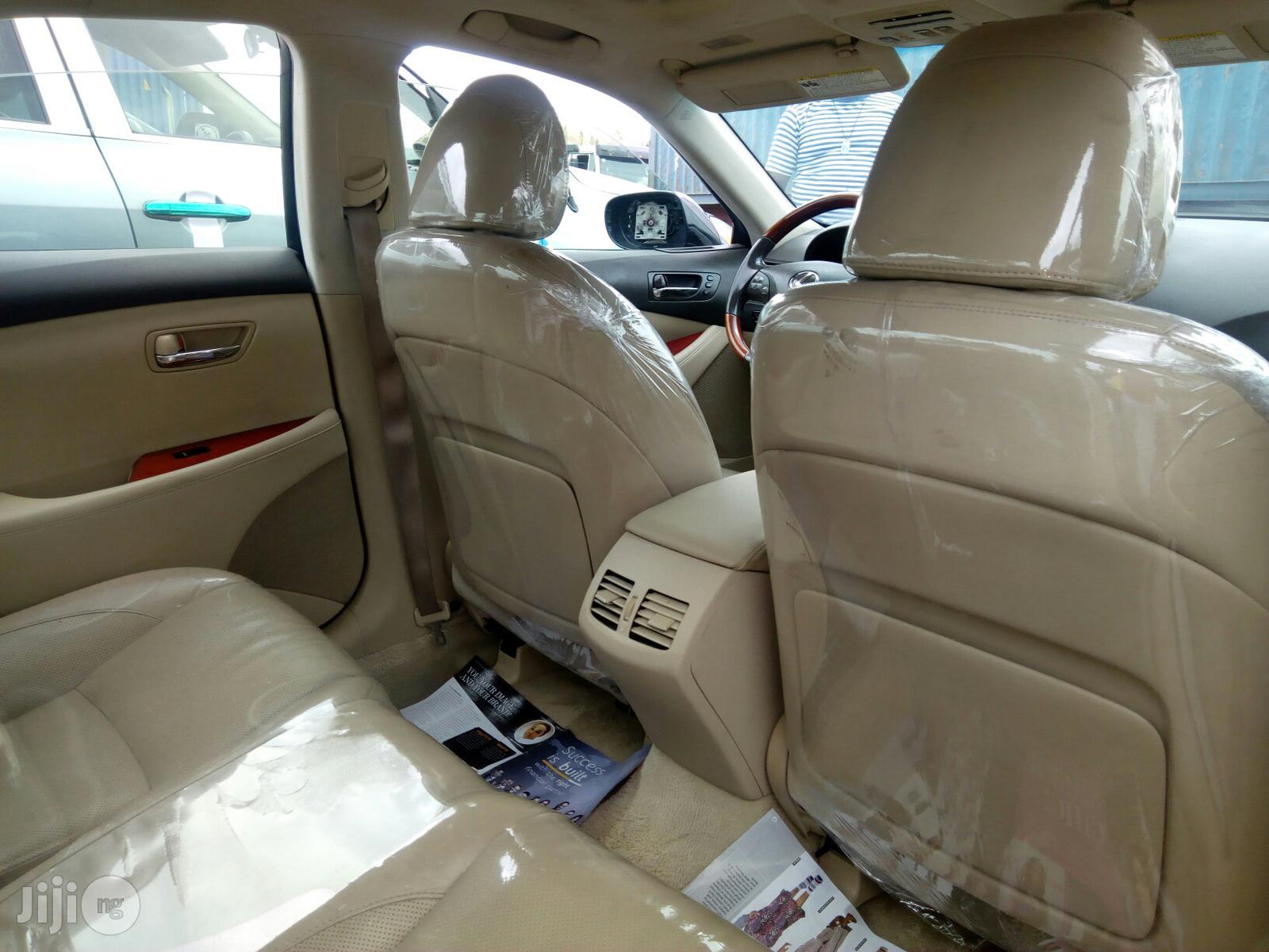 Lexus ES 2008 350 Blue | Cars for sale in Apapa, Lagos State, Nigeria