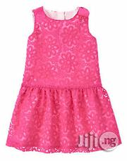 Gymboree Pink Organza Dress | Clothing for sale in Lagos State, Surulere