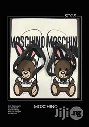 Moschino Slippers | Shoes for sale in Lagos State, Ojo
