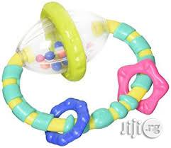 Baby Grab and Spin Rattle Toy | Toys for sale in Lagos State, Ajah