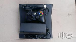 Xbox 360 With 20 Downloaded Games Inside And Accessories | Video Game Consoles for sale in Lagos State, Oshodi
